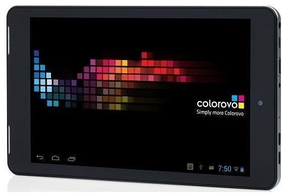 Android tablet Colorovo CityTab Vision 7 (CVT-CTV-7-HDMI-WLAN) černý