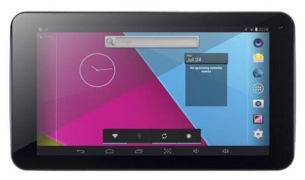 Android tablet Colorovo CityTab Vision 7''i (CVT-CTV-7-DCI) černý ROZBALENO