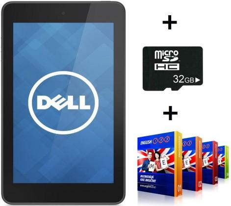 Android tablet Dell Venue 7 (VENUE-7) černý