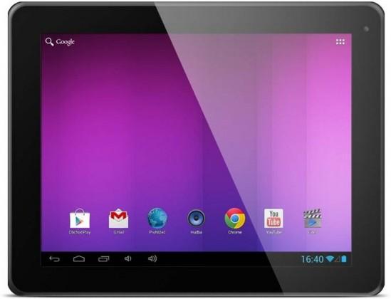 Android tablet EVOLVEO XtraTab 8 QC (XTB-8QC) černý ROZBALENO