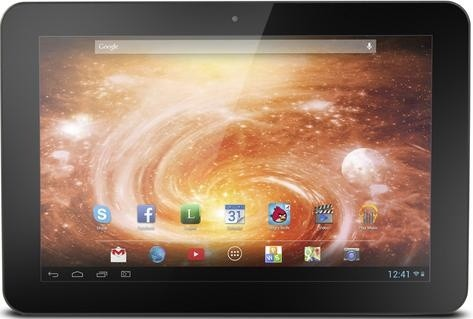 Android tablet GoClever Orion 100 (TAB ORION 100) černý