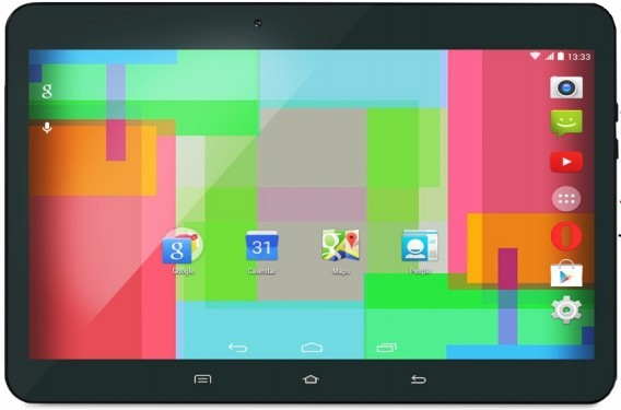 Android tablet GOCLEVER Quantum 1010 Mobile ROZBALENO
