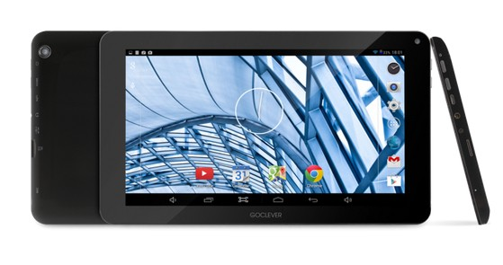 Android tablet GOCLEVER TAB Quantum 900 + keyboard