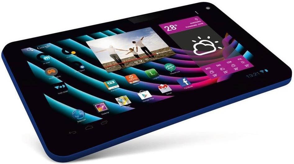 Android tablet Lark FreeMe X2 9 Blue ROZBALENO