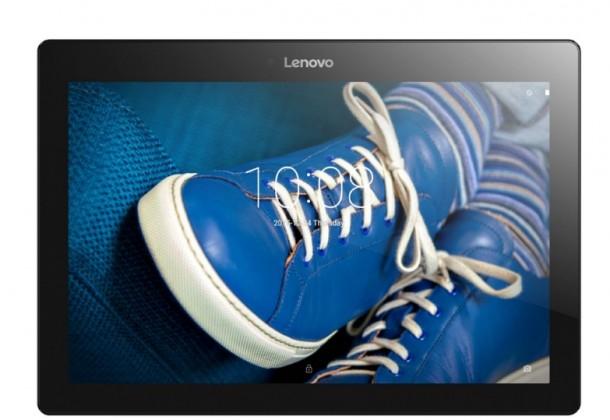 Android tablet Lenovo IdeaTab A10 ZA1U0015CZ, černá