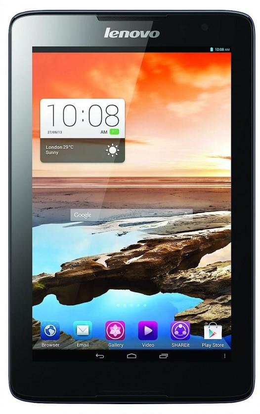 Android tablet Lenovo IdeaTab A8-50, modrá - (59407786)(59407805)