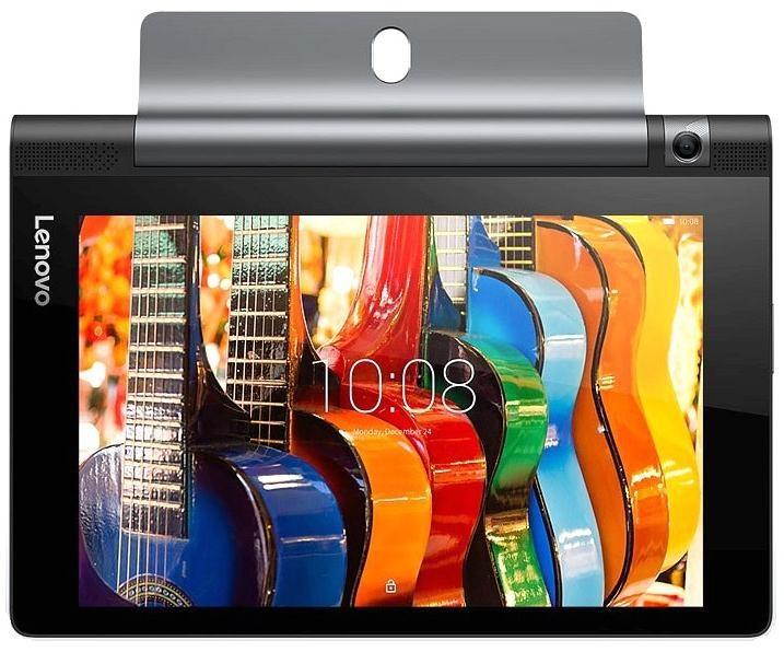 Android tablet Lenovo Yoga Tab 3 10? ZA0K0036CZ, černá