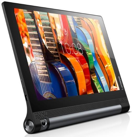 Android tablet Lenovo Yoga Tab 3 8? ZA090005BG, černá