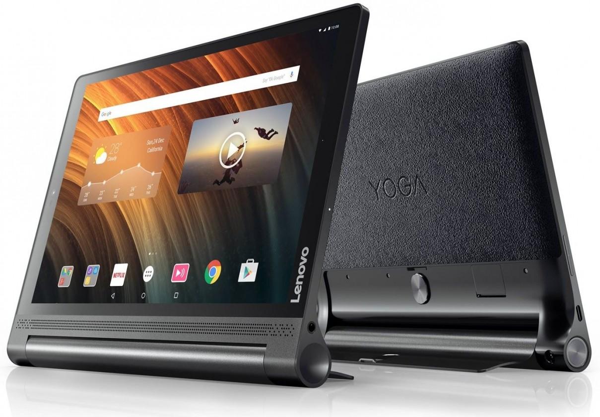 Android tablet Lenovo Yoga Tab 3 Plus 10 ZA1R0008CZ, černá POUŽITÉ, NEOPOTŘEBENÉ