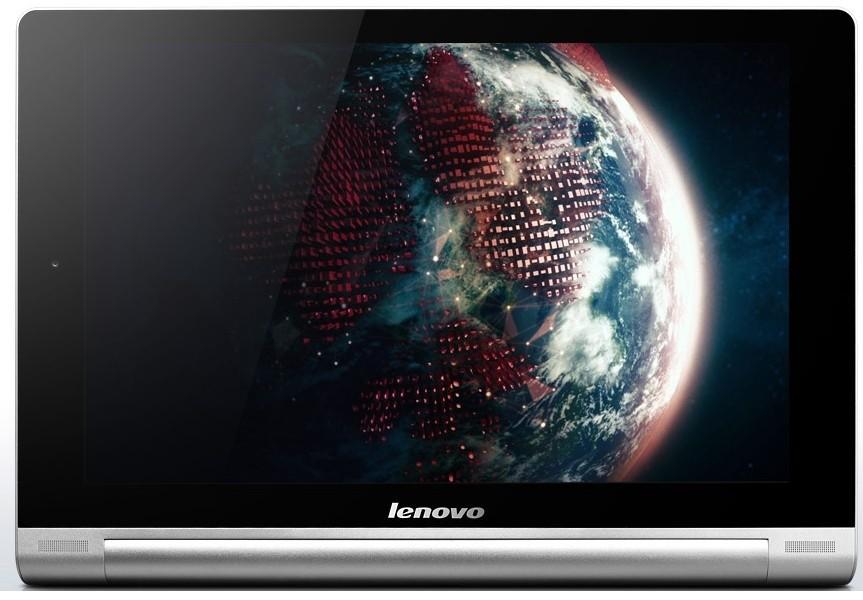 Android tablet Lenovo Yoga Tablet 10 (59-388005) stříbrný