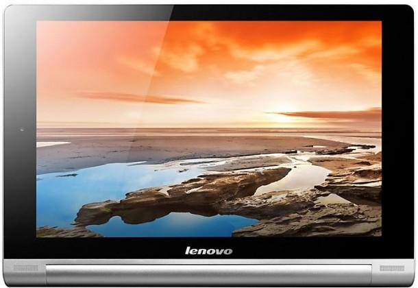 Android tablet Lenovo Yoga Tablet 10 (59-388219) stříbrný
