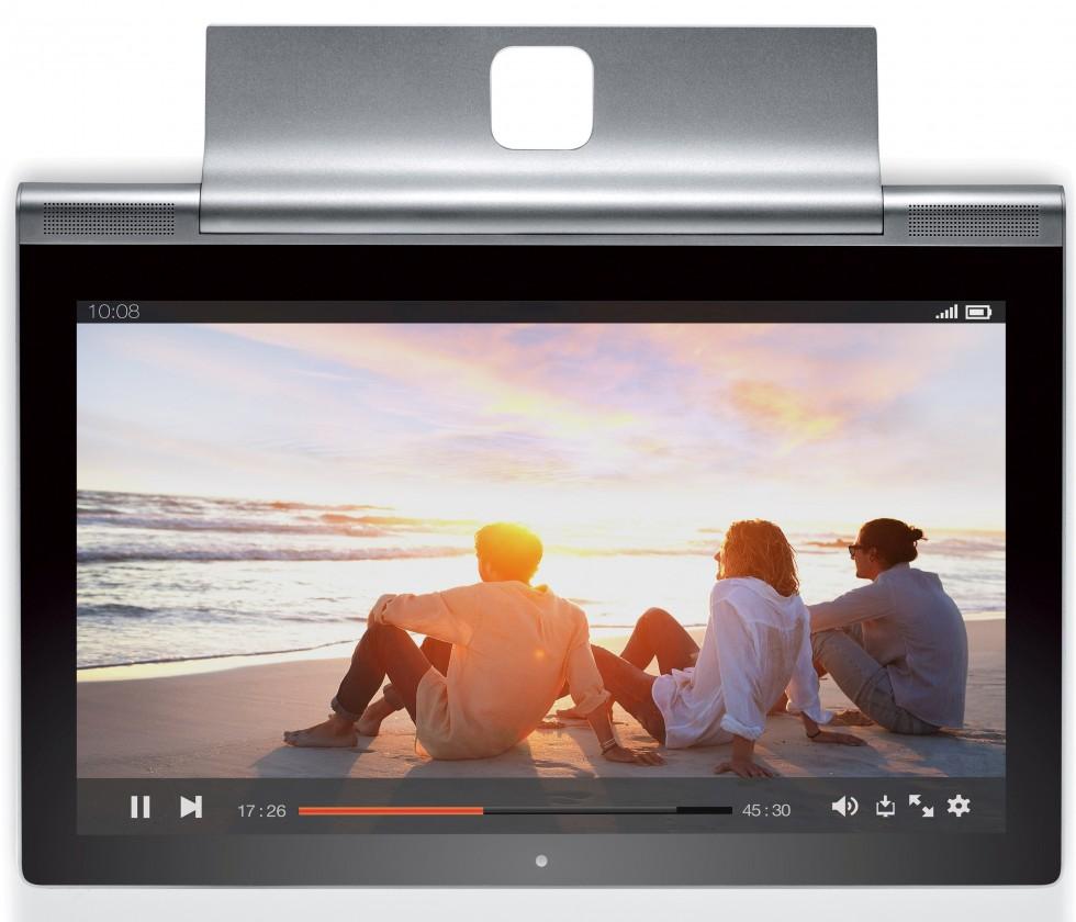Android tablet Lenovo Yoga Tablet 2 Pro (59-428116) stříbrný