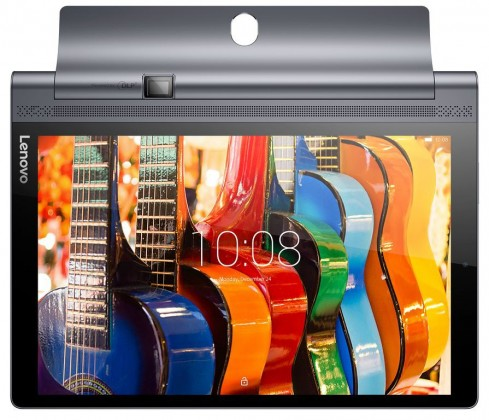 Android tablet Lenovo Yoga Tablet 3 PRO 10,(ZA0F0053BG) černý