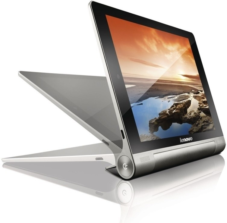 Android tablet Lenovo Yoga Tablet 8 (59-387690) stříbrný