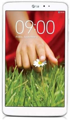 Android tablet LG G Pad (V500) bílý