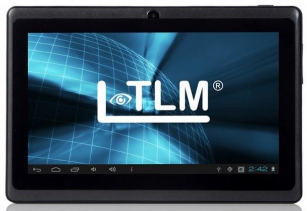 Android tablet LTLM D7 POUŽITÉ