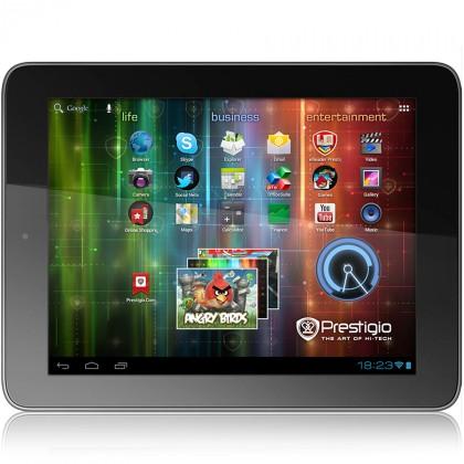 Android tablet Prestigio Multipad 2 Prime Duo 8.0 (PMP5780D) černý ROZBALENO