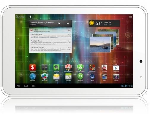 Android tablet Prestigio MultiPad 2 Pro Duo 7.0 (PMP5670C) bílý