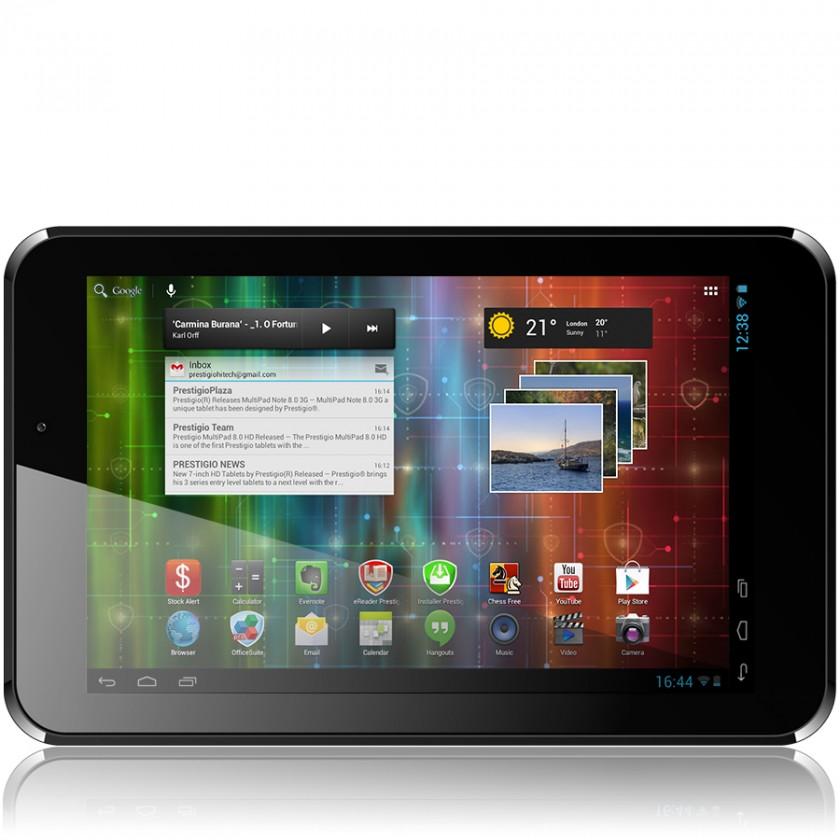 Android tablet Prestigio MultiPad 2 Pro Duo 7.0 (PMP5670C) černý ROZBALENO