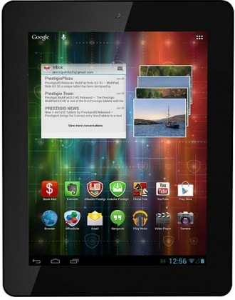 Android tablet Prestigio MultiPad 4 Ultra Quad 8.0 3G (PMP7280C3G) černý