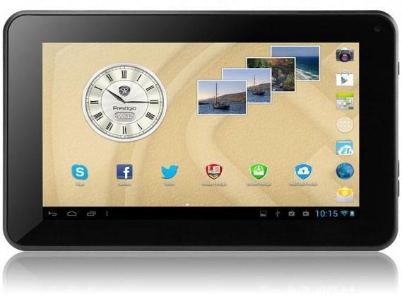 Android tablet Prestigio MultiPad 7.0 Ultra+ (PMT3677) černý