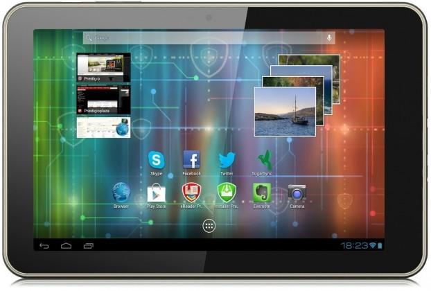 Android tablet Prestigio MultiPad 8.0 HD (PMP5588C) černý ROZBALENO