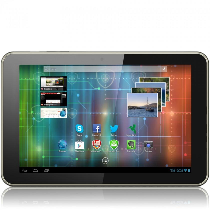 Android tablet Prestigio MultiPad 8.0 HD (PMP5588C) černý