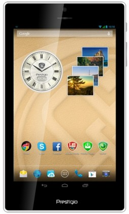 Android tablet Prestigio MultiPad Color 7.0 3G (PMT5777) červený