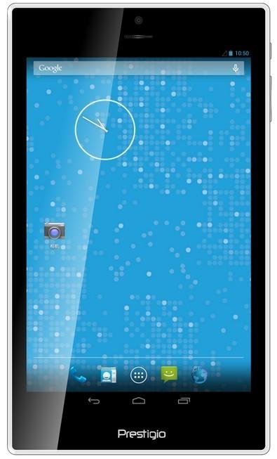 Android tablet Prestigio MultiPad Color 8.0 3G (PMT5887) bílý ROZBALENO