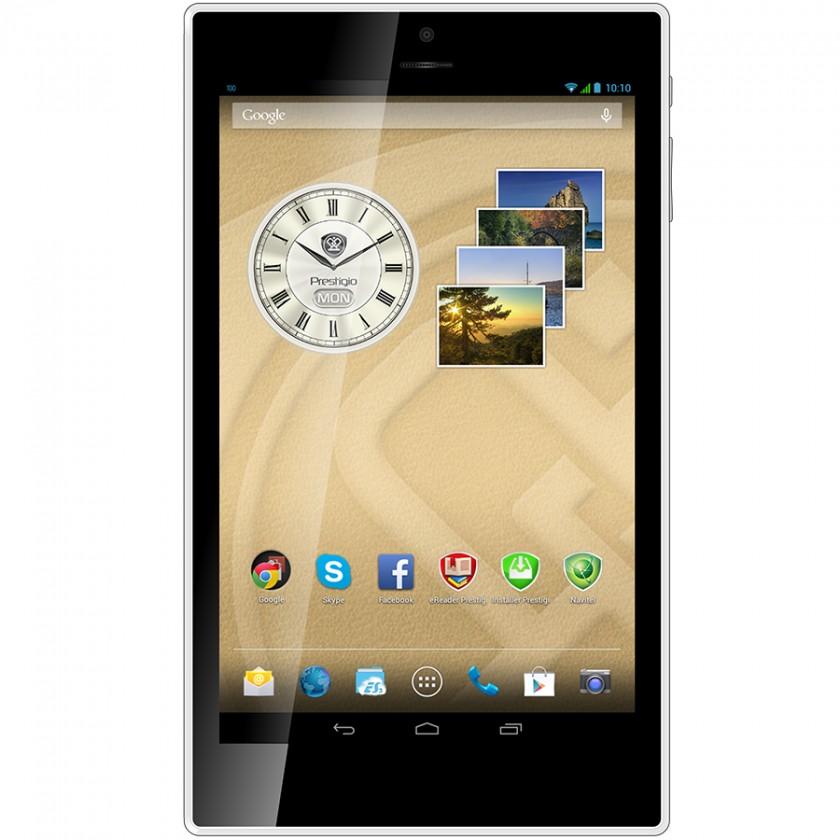 Android tablet Prestigio MultiPad Color 8.0 3G (PMT5887) černý ROZBALENO