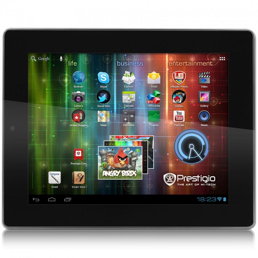 Android tablet Prestigio MultiPad Note 8.0 3G (PMP7880D3G) černý
