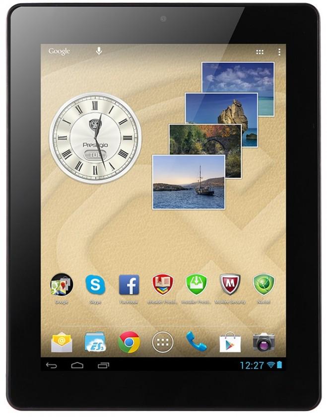 Android tablet PRESTIGIO MultiPad PMT7287C3G, černý