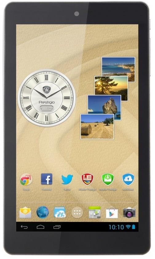 Android tablet Prestigio MultiPad Rider 7.0 3G (PMP3007) šedý