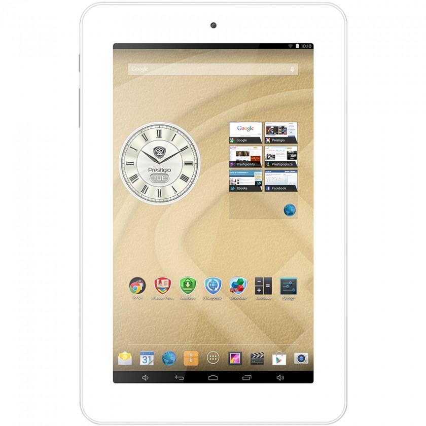 Android tablet PRESTIGIO MultiPad Wize 3017 bílá ROZBALENO