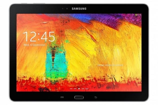 Android tablet Samsung Galaxy Note 10.1 (P600), černý ROZBALENO
