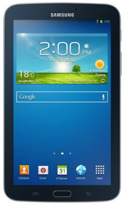 Android tablet Samsung Galaxy Tab 3 7.0 (SM-T2100), černý