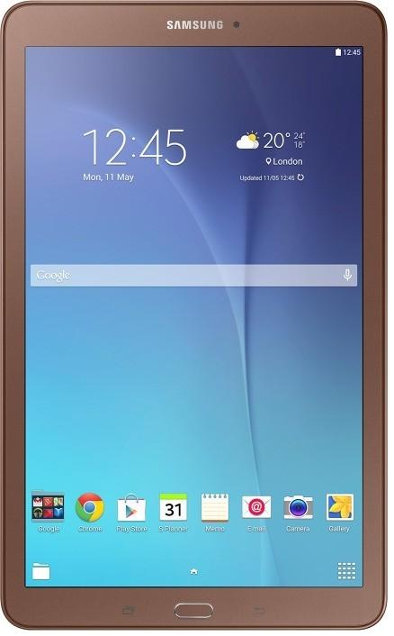 "Android tablet Samsung Galaxy Tab E 9,6"" 8GB Wifi hnědozlatý"