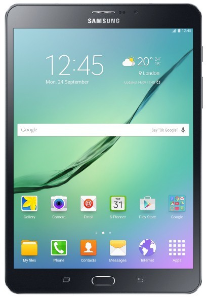 Android tablet Samsung Galaxy Tab S 2 8.0 32GB,LTE Black
