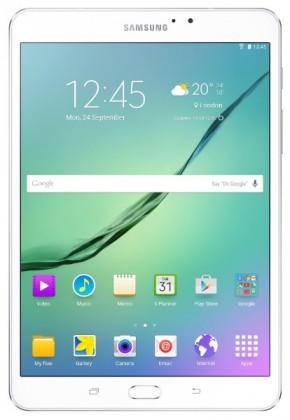 Android tablet Samsung Galaxy Tab S 2 8.0 SM-T715NZKEXEZ, bílá