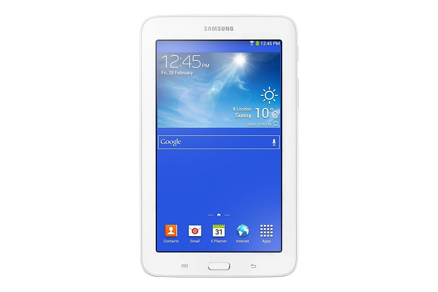 Android tablet SAMSUNG SM-T113NDWAXEZ