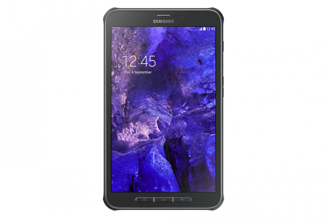 Android tablet Samsung SM-T360 Galaxy Tab Active 8.0 16GB,titanium(SM-T360NNGAXE
