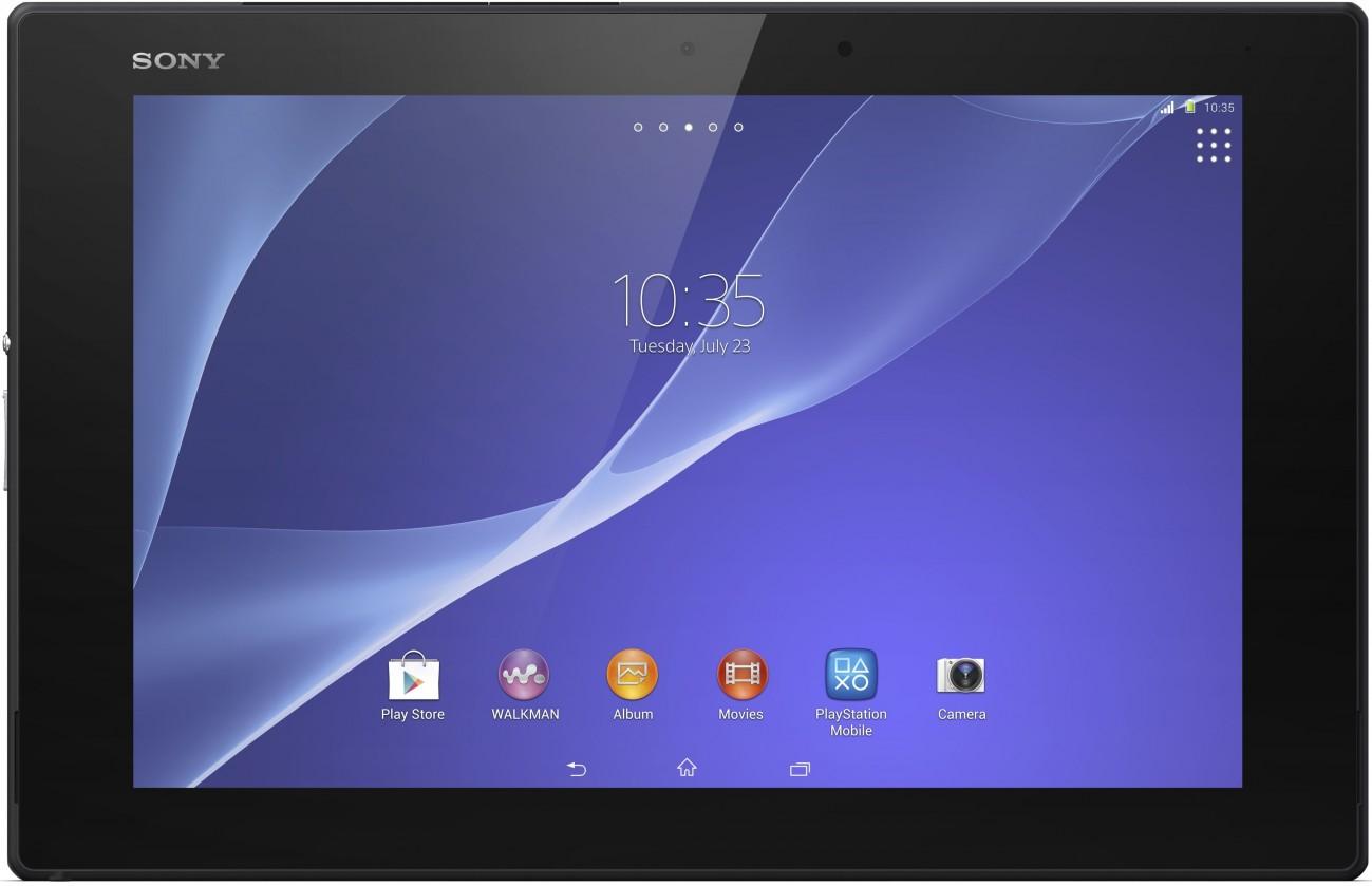 Android tablet Sony Xperia Tablet Z2, 16GB WiFi, černý (SGP511E3/B.CEW)