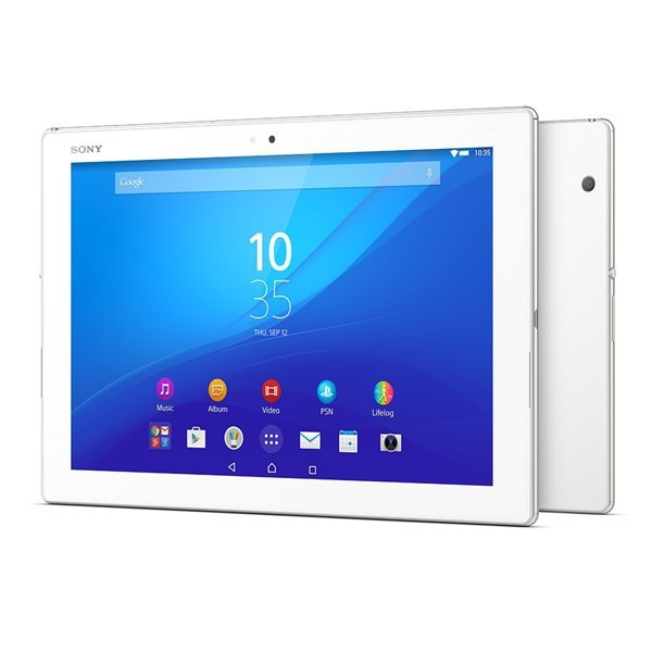 Android tablet Sony Xperia Z4 Wi-Fi  32GB ( SGP712) (1295-4492) bíly