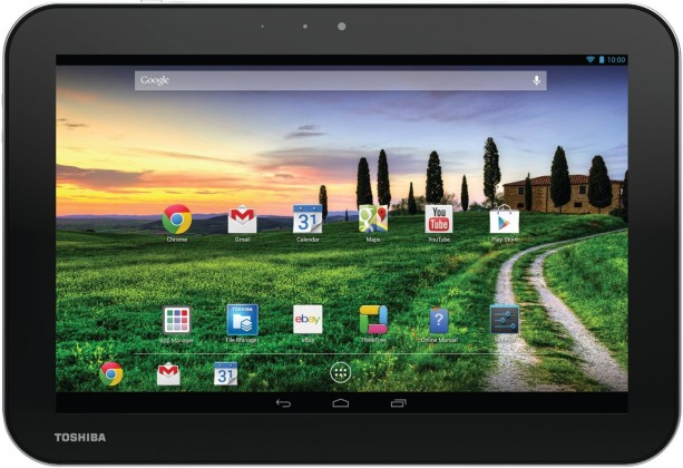 Android tablet Toshiba Excite Pure AT10-A-104 stříbrný