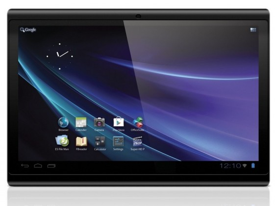 Android tablet Yarvik GoTab Ion 7 (TAB275EUK) černý