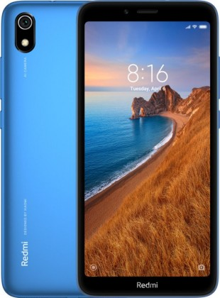 Android Xiaomi Redmi 7A 2GB/16GB, modrá