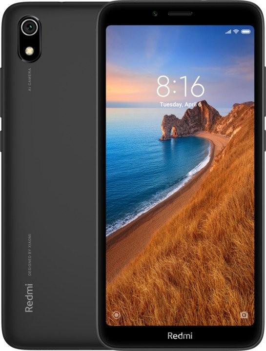 Android Xiaomi Redmi 7A 2GB/32GB, černá