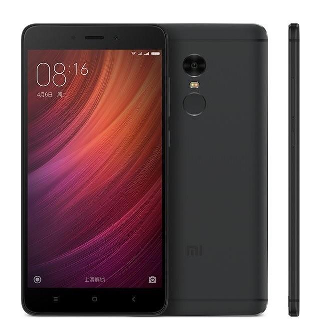 Android Xiaomi Redmi Note 4 4GB/64GB Global, black