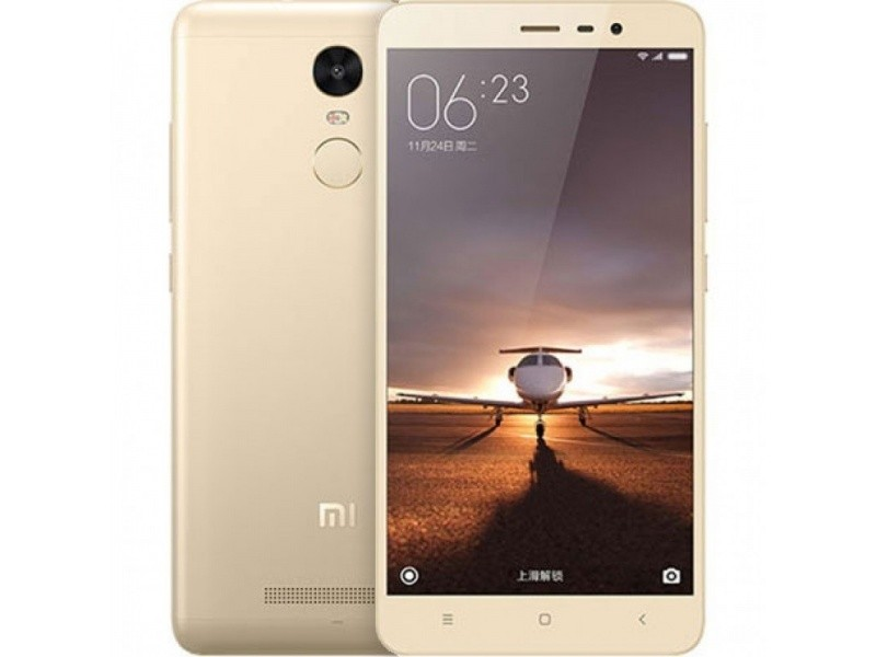 Android Xiaomi Redmi Note 4 4GB/64GB Global, gold