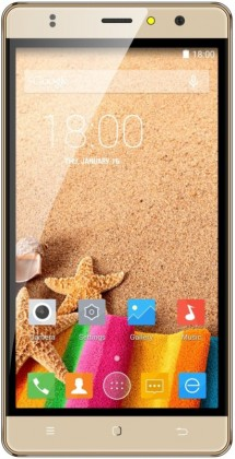 Android ZOPO Color F2 Dual SIM, zlatá